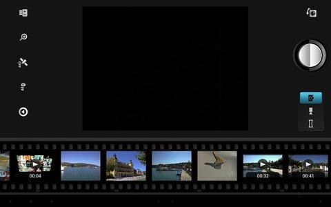 Sony-Xperia Tablet S Kamera
