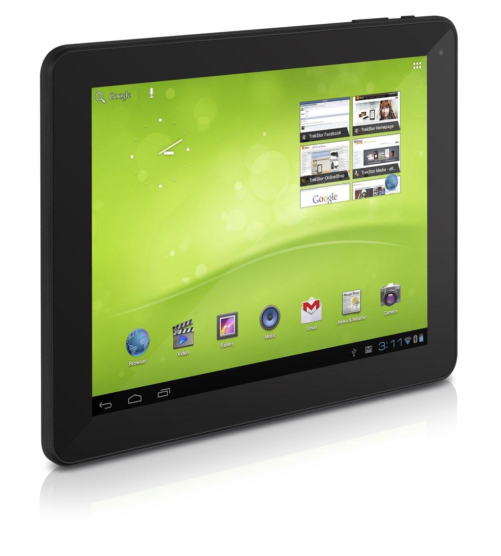 TrekStor kündigt drei Android-Tablets an