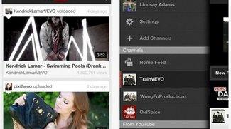 YouTube: Neue App für iOS noch nicht für iPad optimiert
