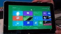 ZTE V98: 10-Zoll-Tablet mit Windows 8 präsentiert