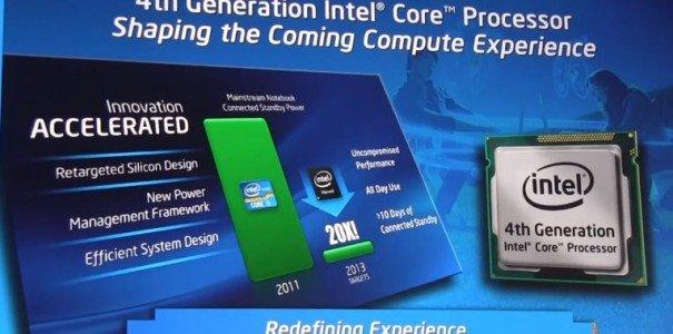 Intel Haswell-Plattform mit Verzögerung? - USB 3.0 Chipsatz-Fehler bestätigt
