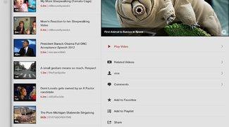 Jasmine: Schöner YouTube-Client für iOS