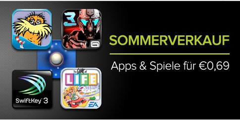 Google Play Store: viele Apps und Games im Preis gesenkt