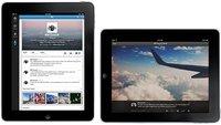 Twitter mit komplett neuer App für das iPad