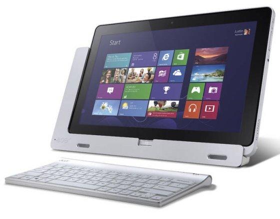 Acer Iconia Tab W510 und W700 mit Windows 8 ab 499€ bei Amazon vorbestellen