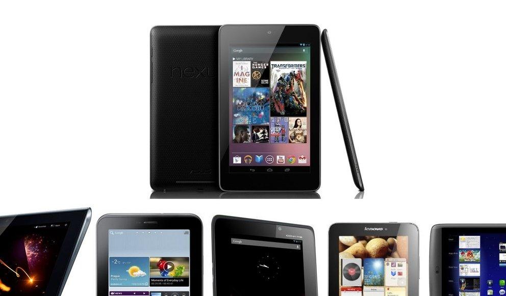 Der große Tablet-Vergleich: Die besten Tablets für unter 250 Euro