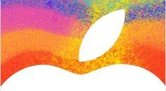 Apple iPad mini: Einladung zur Vorstellung am 23. Oktober 2012
