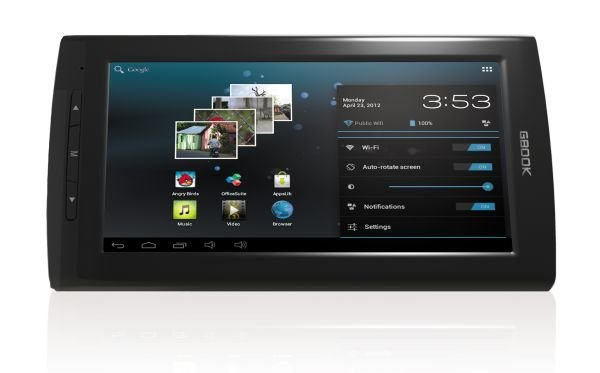 Archos Arnova Gbook: Der Tablet-E-Reader-Mix ist nun ab Lager verfügbar