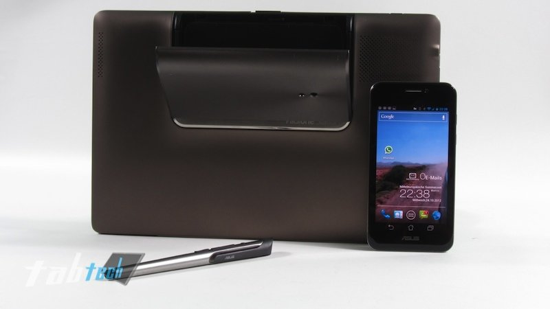 Asus Padfone Android 4.1 Jelly Bean Update im 1. Quartal
