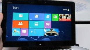 Asus Vivo Tab: Hands-On-Video