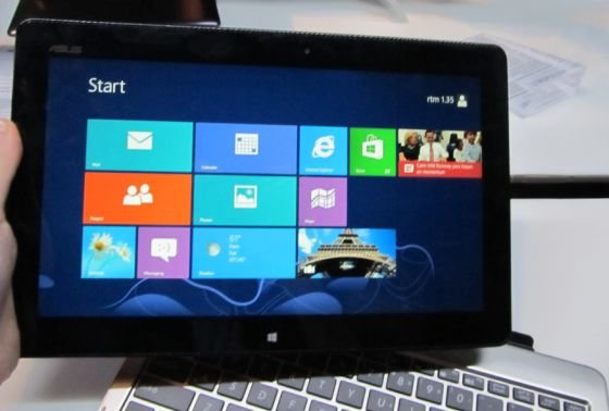 Asus Vivo Tab mit Windows 8 kurzzeitig in den USA bestellbar