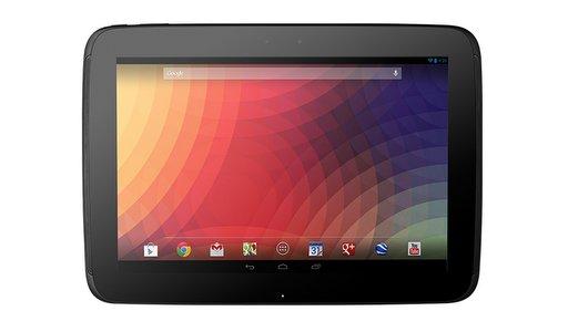 Google fand 10 Zoll Tablets zu teuer und schlecht ausgestattet