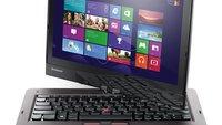 Lenovo ThinkPad Twist: Windows 8 Convertible mit drehbarem IPS Display