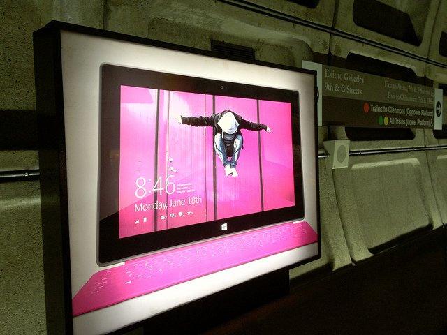 Microsoft Surface 2 bereits in der Mache – Von 8,6 bis 14,6 Zoll Displays vermutet