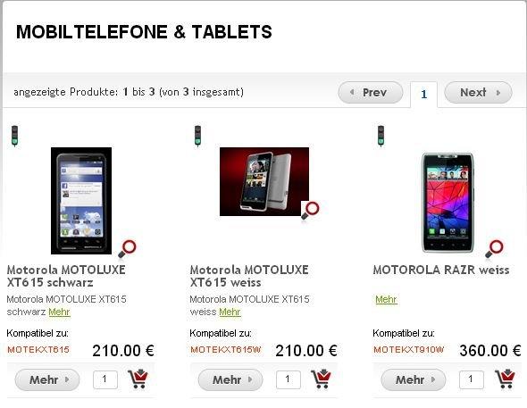 Motorola verabschiedet sich leise vom deutschen Tablet-Markt – vorerst