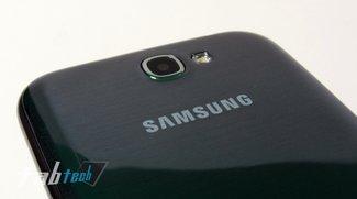 Samsung Galaxy Note 2 Android 5.0 Update scheinbar nur für einige Länder