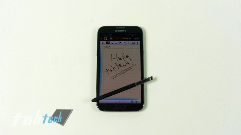 Samsung Galaxy Note 2: Neues Werbevideo demonstriert produktive Arbeit