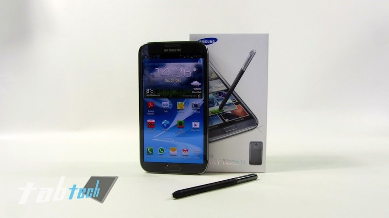 Samsung Galaxy Note 2 Android 4.2.1 Update soll im 2. Quartal ausrollen