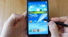 Samsung Galaxy Note 3 soll mit 6-Zoll-Display, aber ohne flexibles Display erscheinen