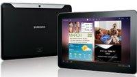 Samsung: Updates für Galaxy Tab 10.1 und Galaxy Note 2