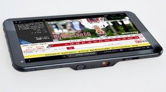 SmartDevices SmartQ U7: Tablet samt eingebautem Beamer