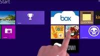 Windows 8: Microsoft bewirbt das neue Betriebssystem in vier Videos //Update