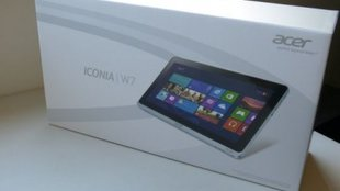 Acer Iconia Tab W700: Das Windows 8 Tablet mit Full HD im Unboxing-Video