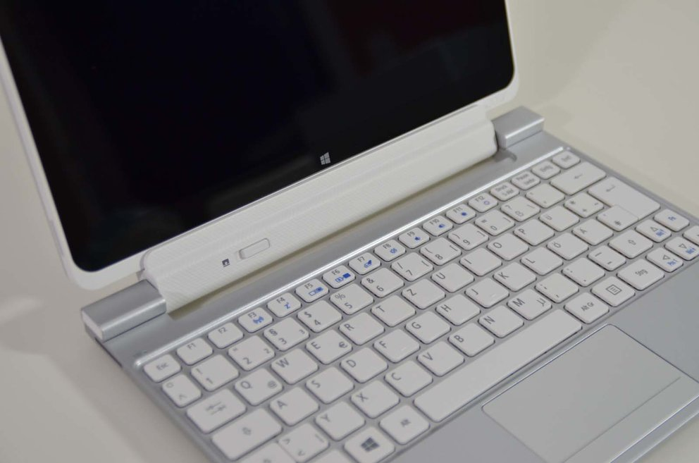 Acer Iconia W510: Unboxing und Hands-On-Video