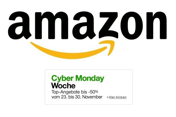 Amazon Cyber Monday Woche: Die heutigen Schnäppchen