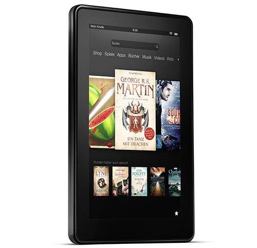 Amazon Kindle Fire für 129 Euro bei der Cyber Monday Woche auf Amazon
