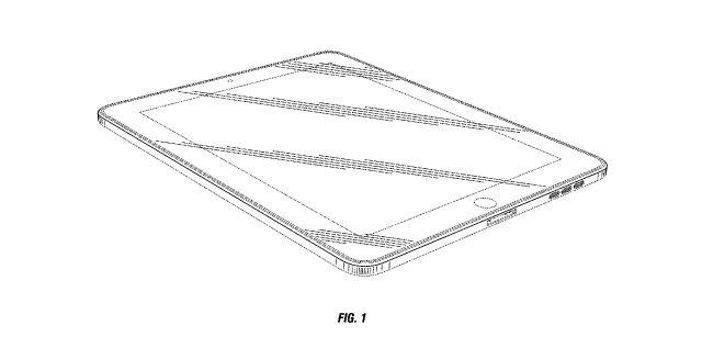 Apple erhält tatsächlich sein Rechteck mit den runden Ecken patentiert