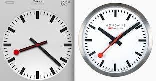 Apple muss wegen Schweizer Bahnhofsuhr 20 Millionen Franken bezahlen