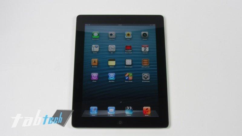 Apple iPad 4 mit 128 GB zeigt sich erstmals in iOS 6 Firmware
