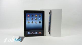 Apple iPad 4 Test - Das alte neue iPad mit Retina Display