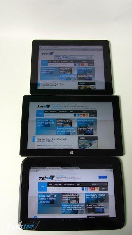 Black Friday: Tablets sorgen mit für Rekordumsatz der Onlineshops in den USA