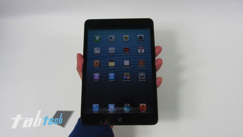 Apple iPad mini Unboxing und Kurztest