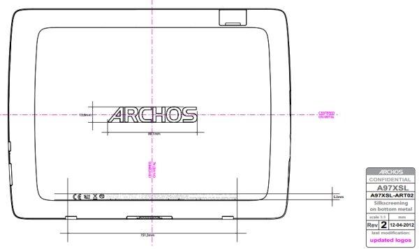 Archos 97 XS ebenfalls in den Startlöchern?