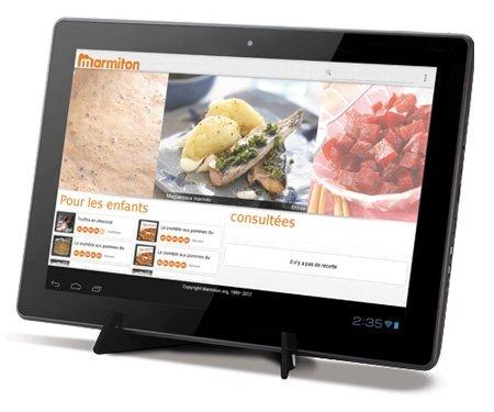 Archos Arnova FamilyPad mit 13,3 Zoll Display wird 299 Euro kosten und noch 2012 erscheinen