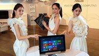 Asus Taichi und Asus Transformer Book: Wenig Erfreuliches von der Windows 8 Tablet Front