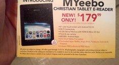 Halleluja: Christen-Tablet mit Android 9.0 (!) als Betriebssystem