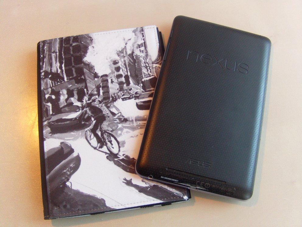 Im Test: Individuelles Case für das Nexus 7