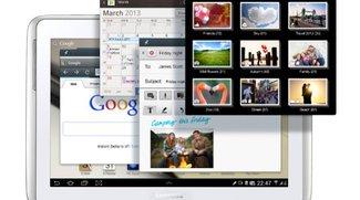 Samsung Galaxy Note 10.1: Android 4.1 bringt Premium Suite auf das Tablet