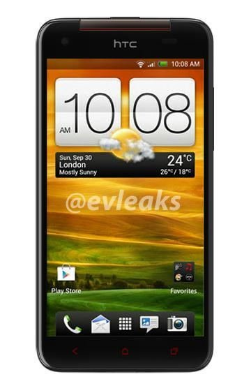HTC Deluxe ist die Europa-Version des HTC Droid DNA/HTC J Butterfly
