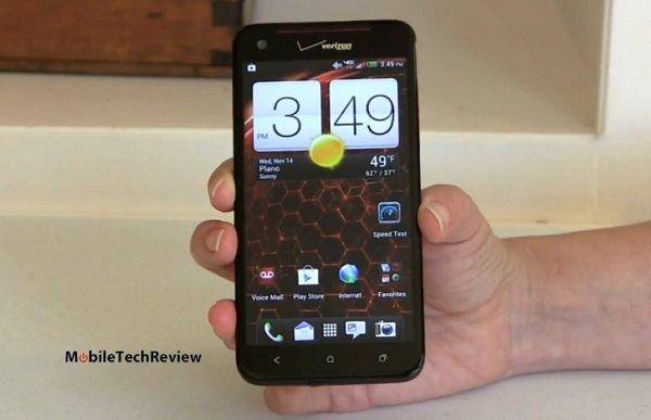 HTC Droid DNA im ausführlichen Test inklusive Video