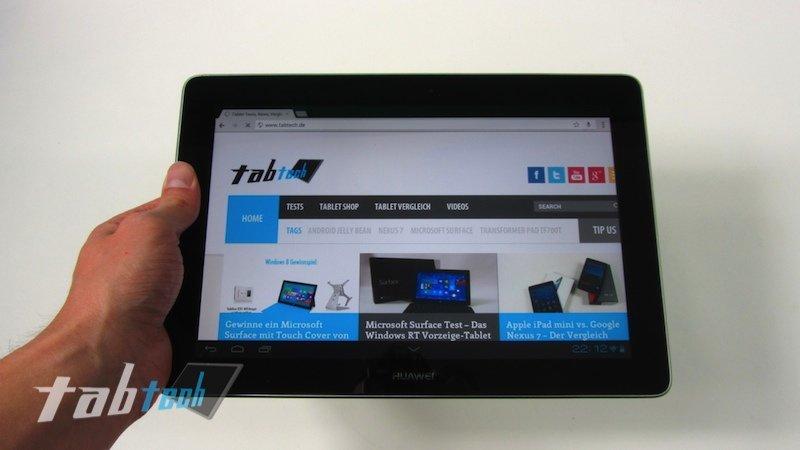 Huawei MediaPad 10 Link: Auf der CES neues 10 Zoll Tablet im Gepäck?