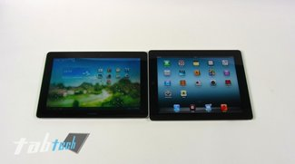 Huawei MediaPad 10 FHD vs Apple iPad 4: Der Video-Vergleich