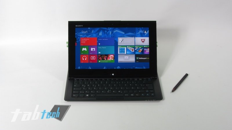 Sony Vaio Duo 11 Kurztest - Windows 8 Convertible mit Digitizer