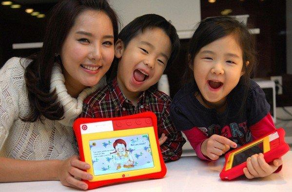 LG Kids Pad: Kinder-Tablet für über 200 Euro erschienen