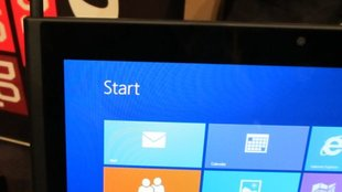 Lenovo ThinkPad Tablet 2 mit Windows 8 im Hands-On-Video