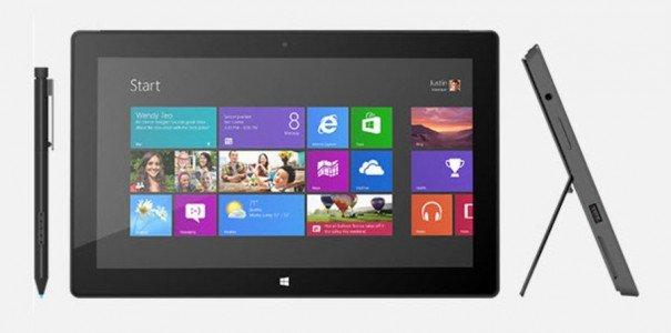 Microsoft Surface Tablet: RT-Version verkauft sich schlecht, Surface Pro erscheint im Januar 2013
